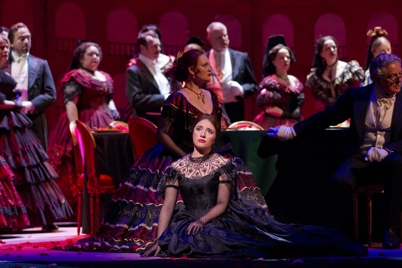 The Royal Opera Live: La Traviata