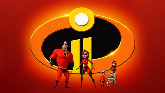 family film club: the incredibles 2